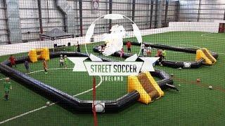 Street Soccer Ireland - Mark Tiernan Vs Mini Messi