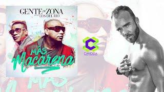 Más Macarena - Gente de Zona feat  Los Del Rio Zumba Choreo by Canossa
