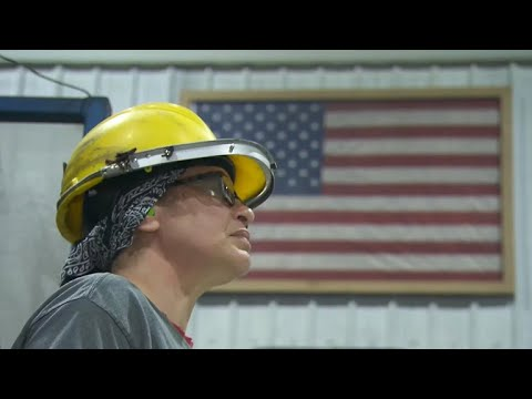 Mixed emotions in Pennsylvania steel country over Trump tariffs