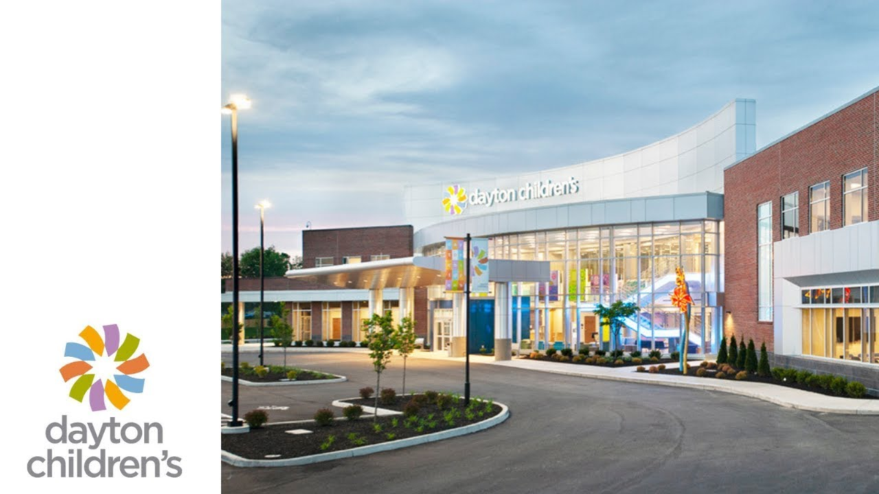 Dayton Children S Opens Child Health Pavilion Youtube