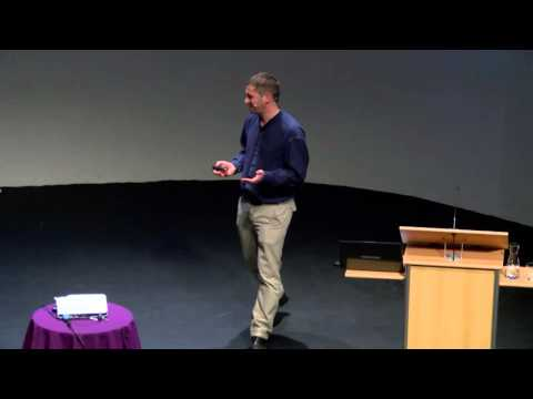 Professorial Inaugural Lecture: Professor Edward Codling - The Maths of Cows