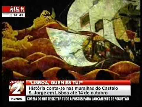 Lisboa, Quem És Tu? - SIC Notícias - Jornal das 2