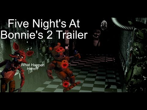 Four Night's At Bonnie's