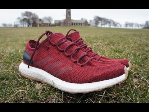 21a042498a5e adidas PureBOOST 2017 Review-Unboxing - YouTube