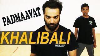 Padmaavat: Khalibali - Ranveer Singh | Dance cover | Dance Choreography