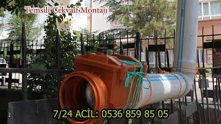 Ankara Çekvalf montajı ve satışı 0536 859 85 05