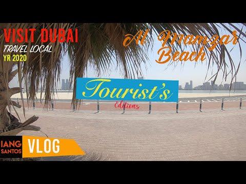 Visit Dubai 2020   Tourist should know while visiting Dubai   Al Mamzar Beach   Free   Ian G Santos