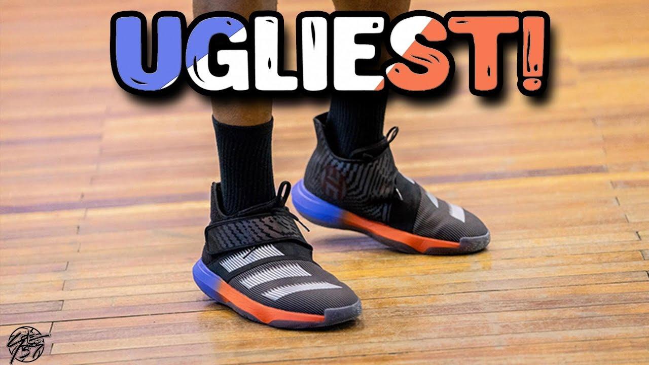 Top 10 Ugliest Basketball Shoes 2019