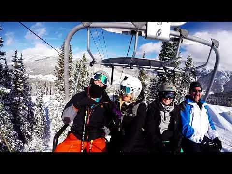 Family Ski Trip 2018 (Copper Mountain, CO)
