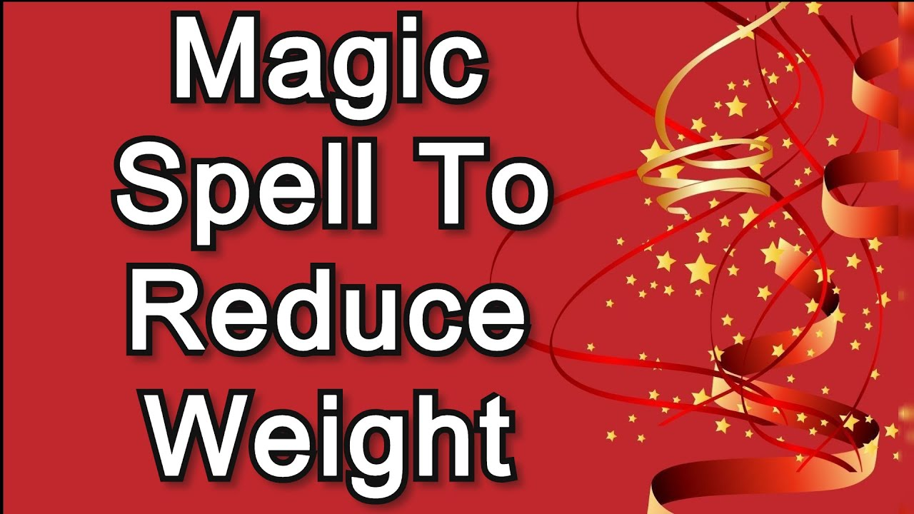 100% Guaranteed SPELL to Reduce or Increase Your Weight in Very Short time Period - spell spells