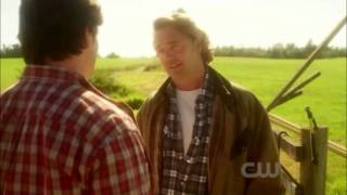 Smallville FINALE SEASON Clark and Johnathan Kent Video