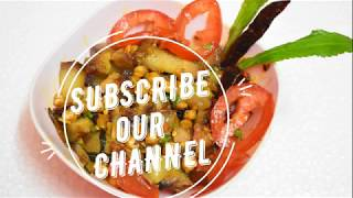 How to make Smoked Pork with Chickpeas/ quick recipe for Pork lovers/ Foods from Northeast India