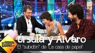 Álvaro Morte habla sobre el rodaje de 'La casa de papel' - El Hormiguero 3.0