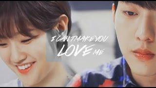 kang seo woo + eun ha won || i can't make you love me