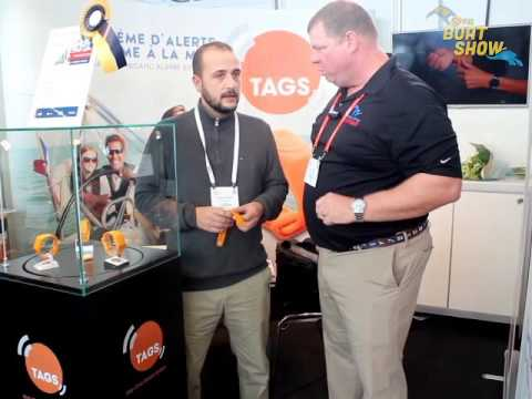 Sea-Tags At The 2016 Marine Equipment Trade Show