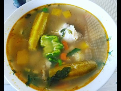 Fish Broth/Broff | Fish Soup | Taste of Trini