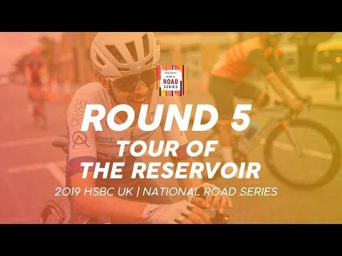 Round 5: Men's Tour of the Reservoir - 2019 HSBC UK   National Road Series - Full TV Highlights Mp3