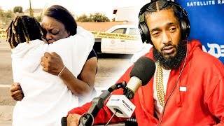 This INTERVIEW MADE Nipsey Hussle A MARKED Man! (2019 - 2020)