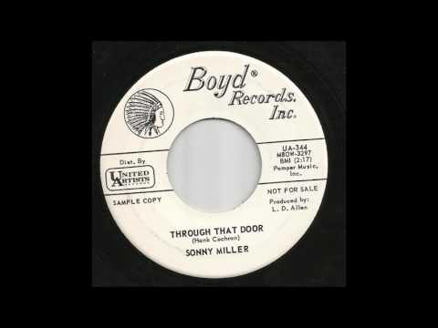 Sonny Miller - Through That Door