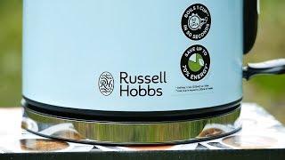 Обзор электрочайника RUSSELL HOBBS COLOURS PLUS 20417-70