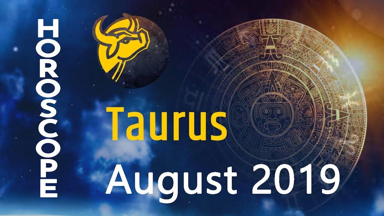 Taurus Monthly Horoscope - Vrishabha Rashi Astrology Predictions August 2019