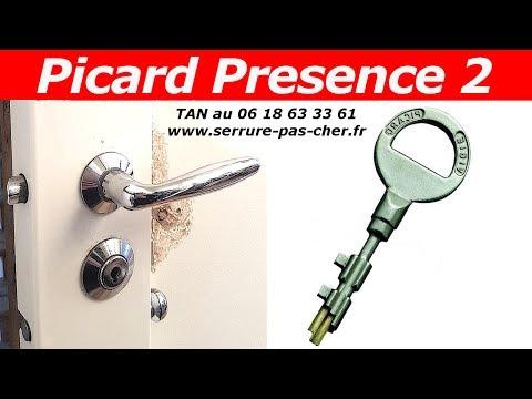 Tutoriel ouverture de porte comment ouvrir un cylindre doovi - Comment ouvrir une porte avec une radio ...