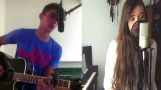 I Never Told You - Colbie Caillat (Cover ft. Carly Eaton)