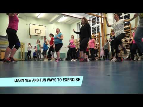"""Alton Zumba"" classes, Hampshire, UK"