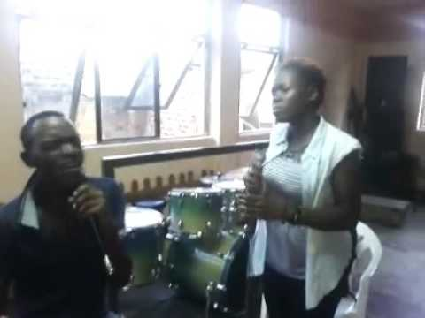Say something am giving up on u(a great big world)- Tracy noel Birungi (cover)