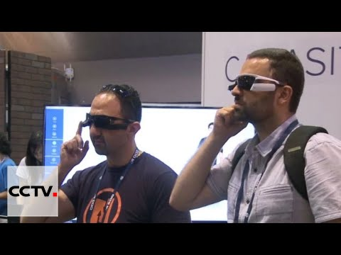 Tech Changing Workplace: Augmented virtual reality for business