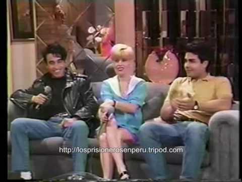 LOS PRISIONEROS - Programa ALO GISELA Panamericana TV (Nov 1991) 1-3