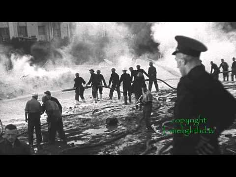 Falmouth, Swanvale fire 1944