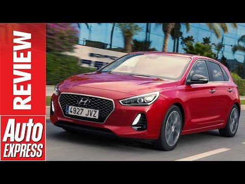 New Hyundai i30 review: the Korean hatch with Euro buyers in mind