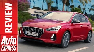 New Hyundai i30 review the Korean hatch with Euro buyers in mind смотреть