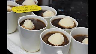 مشروب الشوكولاتة الساخن يحضر في 5 دقائق 👌😍 أسرع وصفة هوت شوكليت سهلة ولذيذة