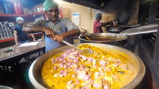 Chicken Curry Jacuzzi!! South Indian STREET FOOD Tour | Thiruvananthapuram, India! thumbnail