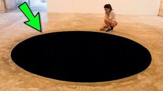Dieses Material ist fast so dunkel wie ein Schwarzes Loch!!