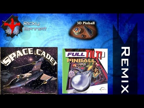 Space Cadet (METAL REMIX) - 3D Pinball for Windows / Full Tilt! Pinball