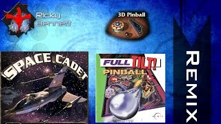 Space Cadet (METAL REMIX) - 3D Pinball for Windows / Full Tilt! Pinball