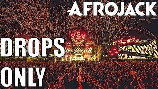 Afrojack - drops only ultra music festival mexico  2017