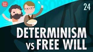 Детерминизм против Свободы Воли. Ускоренный курс философии [Crash Course на русском]