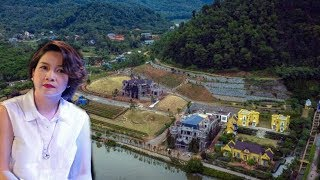 Toàn cảnh những tòa lâu đài 'xẻ núi, lấp hồ' mà ông PCT nói là nhà tạm