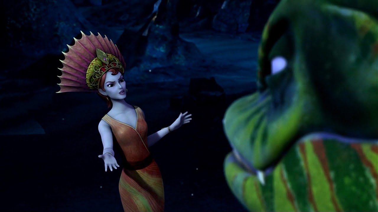 Barbie In A Mermaid Tale 2 Eris Recruits New Guards The