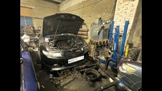 Застучал мотор ACCORD 7. Готовь бабки на ремонт.