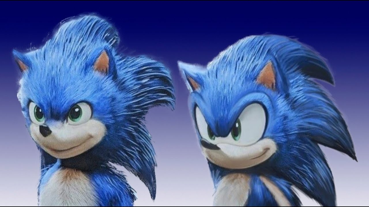 Sonic The Hedgehog Movie Director Changes Designs After Backlash Youtube