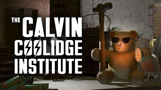 The Calvin Coolidge Institute - Fallout 4 Adventure Mod
