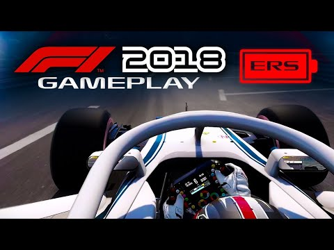 primer gameplay de f1 2018 codemasters opini n youtube. Black Bedroom Furniture Sets. Home Design Ideas