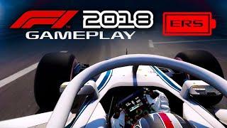 ¡PRIMER GAMEPLAY DE F1 2018 CODEMASTERS! - Opinión