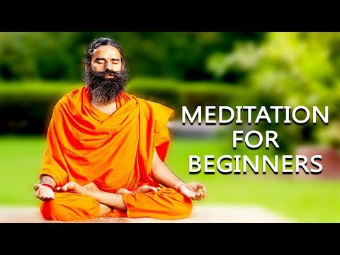 How To Meditate For Beginners | Swami Ramdev