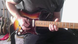Bite Sized Blues Lick Lesson #23 David Gilmour Lick from Castellorizon